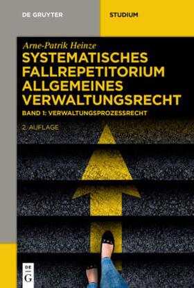 Heinze | Verwaltungsprozessrecht (VwGO) | Buch | sack.de