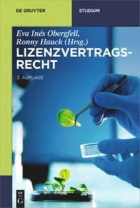 Obergfell / Hauck / Heim | Lizenzvertragsrecht | Buch | sack.de
