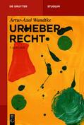 Wandtke |  Urheberrecht | eBook | Sack Fachmedien