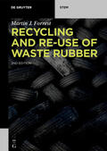 Forrest |  Recycling and Re-use of Waste Rubber | Buch |  Sack Fachmedien
