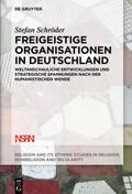 Schröder |  Freigeistige Organisationen in Deutschland | Buch |  Sack Fachmedien