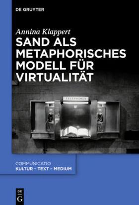 Klappert | Sand als metaphorisches Modell für Virtualität | Buch | sack.de