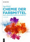 Klöckl |  Grundlagen, Pigmente und Farbmittel | Buch |  Sack Fachmedien
