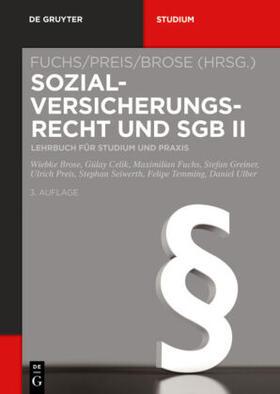 Greiner / Celik / Temming | Sozialversicherungsrecht und SGB II | Buch | sack.de