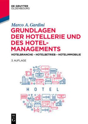 Gardini   Grundlagen der Hotellerie und des Hotelmanagements   Buch   sack.de