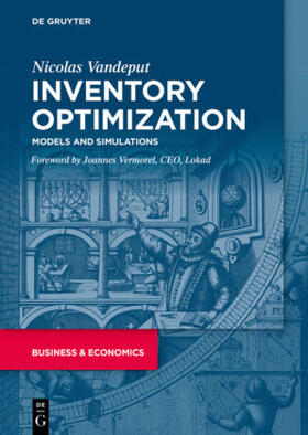 Vandeput | Inventory Optimization | Buch | sack.de
