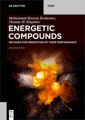 Keshavarz / Klapötke   Energetic Compounds   E-Book   sack.de