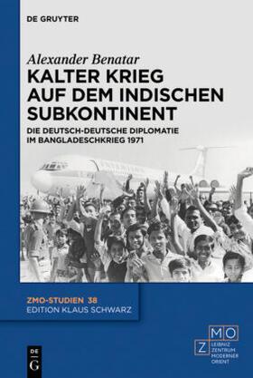 Benatar | Kalter Krieg auf dem indischen Subkontinent | Buch | sack.de