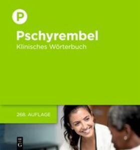 Pschyrembel | Klinisches Wörterbuch | Buch | sack.de