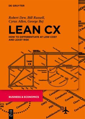 Dew / Russell / Allen | Lean CX | Buch | sack.de