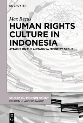 Regus | Human Rights Culture in Indonesia | Buch | sack.de