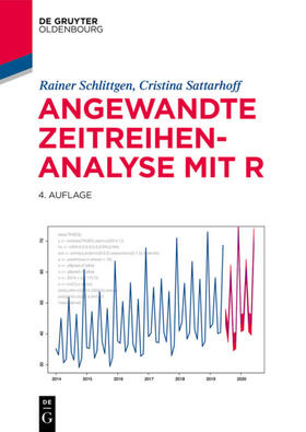 Schlittgen / Sattarhoff   Angewandte Zeitreihenanalyse mit R   E-Book   sack.de