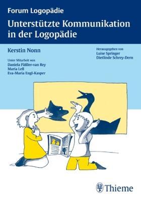 Nonn | Unterstützte Kommunikation in der Logopädie | Buch | sack.de