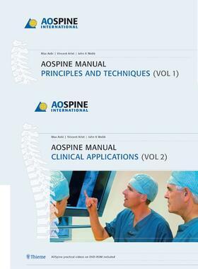 Aebi | AO Spine Manual, 2 Vols., w. DVD-ROM | Buch | sack.de