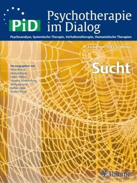 Broda / Wilms / Lieb   Psychotherapie im Dialog - Sucht   Buch   sack.de