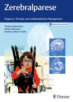 Baumann / Dierauer / Meyer-Heim   Zerebralparese   Buch   sack.de