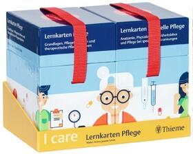 I care Lernkarten Pflege, 2 Tle.   Sonstiges   sack.de