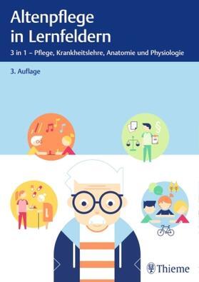 Altenpflege in Lernfeldern | Buch | sack.de