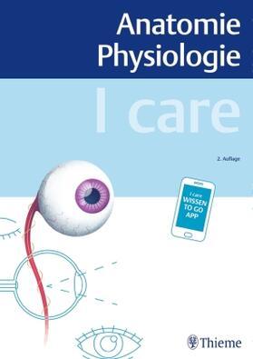 I care Anatomie Physiologie | Buch | sack.de