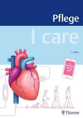 I care Pflege | Buch | sack.de
