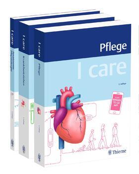I care LernPaket, 3 Bde. | Buch | sack.de
