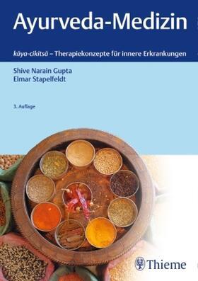 Stapelfeldt / Gupta | Ayurveda-Medizin | Buch | sack.de