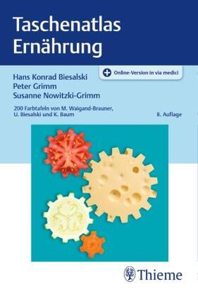 Grimm / Nowitzki-Grimm / Biesalski | Taschenatlas Ernährung | Buch | sack.de