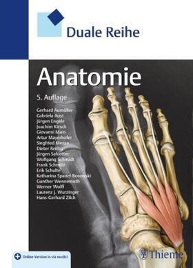 Duale Reihe Anatomie   Buch   sack.de