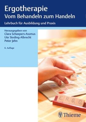 Scheepers-Assmus / Jehn | Ergotherapie Vom Behandeln zum Handeln | Buch | sack.de