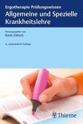 Götsch | Allgemeine und Spezielle Krankheitslehre | Buch | sack.de