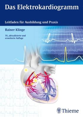 Klinge | Das Elektrokardiogramm | Buch | sack.de
