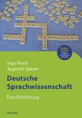 Speyer / Reich    Deutsche Sprachwissenschaft   Buch    Sack Fachmedien