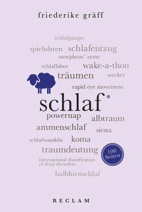 Gräff | Schlaf. 100 Seiten | Buch | sack.de