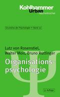 Rosenstiel / Molt / Rüttinger    Organisationspsychologie   Buch    Sack Fachmedien