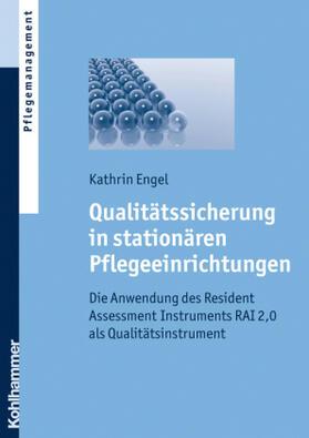 Engel   Qualitätssicherung in stationären Pflegeeinrichtungen   Buch   sack.de