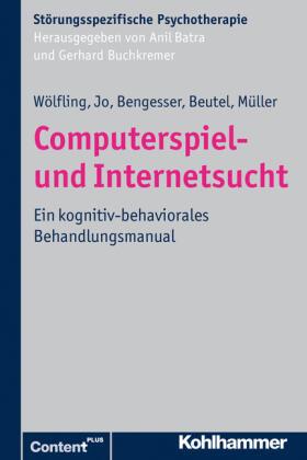 Wölfling / Jo / Beutel | Computerspiel- und Internetsucht | Buch | sack.de