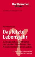 Kruse |  Das letzte Lebensjahr | Buch |  Sack Fachmedien