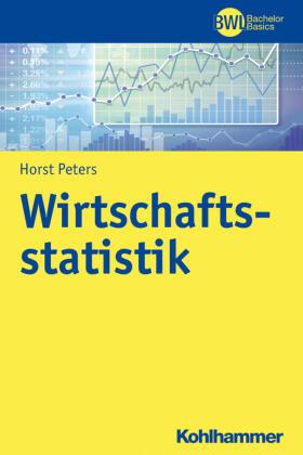 Peters | Wirtschaftsstatistik | Buch | Sack Fachmedien