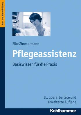 Zimmermann | Pflegeassistenz | Buch | sack.de