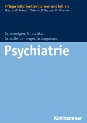 Schmiedgen / Nitzschke / Schädle-Deininger | Psychiatrie | Buch | sack.de