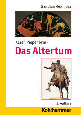 Piepenbrink   Das Altertum   Buch   sack.de