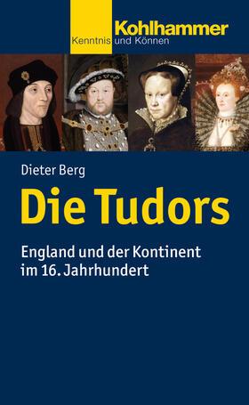 Berg | Die Tudors | Buch | sack.de