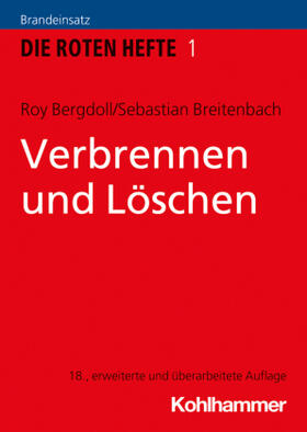 Bergdoll / Breitenbach | Verbrennen und Löschen | Buch | sack.de