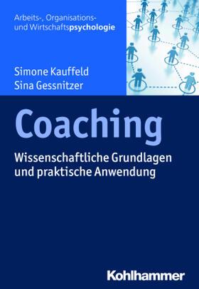 Kauffeld / Gessnitzer | Coaching | Buch | sack.de
