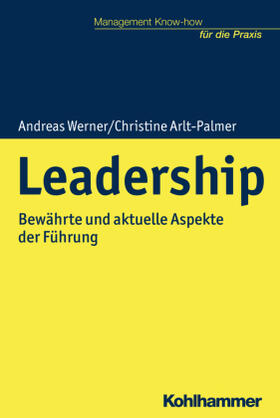 Werner / Arlt-Palmer | Leadership | Buch | Sack Fachmedien