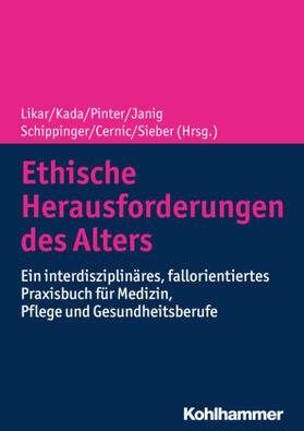 Likar / Kada / Pinter | Ethische Herausforderungen des Alters | Buch | sack.de