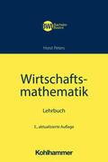 Peters |  Wirtschaftsmathematik | Buch |  Sack Fachmedien