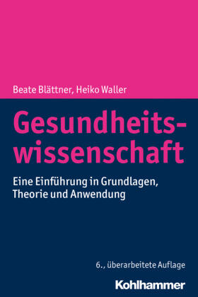 Blättner / Waller | Gesundheitswissenschaft | Buch | sack.de