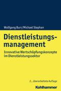 Burr / Stephan |  Dienstleistungsmanagement | Buch |  Sack Fachmedien