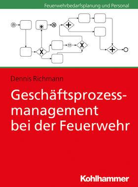 Richmann | Geschäftsprozessmanagement bei der Feuerwehr | Buch | sack.de